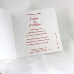 Faire part Mariage 49413 Coeur Patchouli Faire Part Selection 3