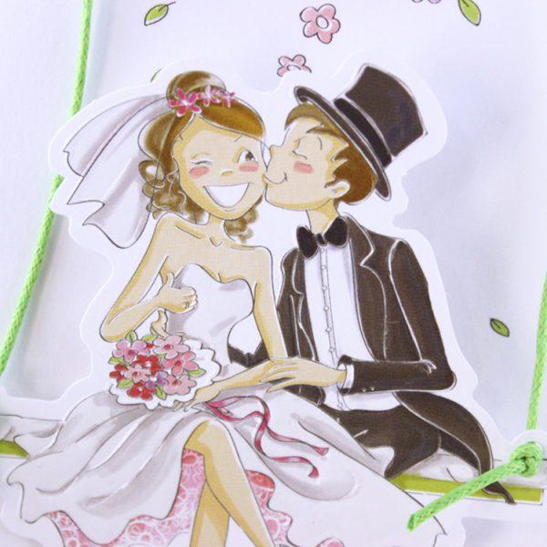 Faire part Mariage 49430 Amoureux Violette Faire Part Selection 2