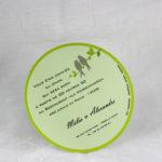 Faire part Mariage 49449 Oiseaux Pomme Faire Part Selection invitation