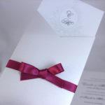 Faire part Mariage 49462F Ivoire Hibiscus Faire Part Selection 2
