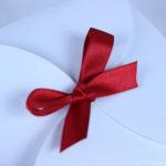 Faire part Mariage 49471R Blanc Croco Aida Faire Part Selection 2