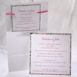 Faire part Mariage 49503 Champetre LOVE Faire Part Selection 2