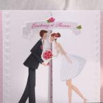 Faire part Mariage 49509 Romantique Tristan et Iseult Faire Part Selection 3