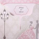 Faire part Mariage 49511 Romantique Daphnis et Chloe Faire Part Selection 3