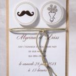 Faire part Mariage 49512 Hipster Mon chevalier Faire Part Selection 2