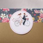 Faire part Mariage 49513 Liberty C'est la romance a Paris Faire Part Selection 3