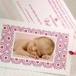 Faire part Naissance 89349 Rose Pochette Fille Faire Part Selection 2