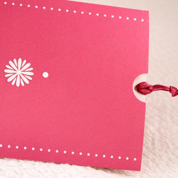 Faire part Naissance 89349 Rose Pochette Fille Faire Part Selection 3