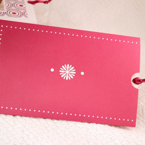 Faire part Naissance 89349 Rose Pochette Fille Faire Part Selection
