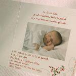 Faire part Naissance 89354 Bleu Les groseilles Faire Part Selection 2