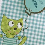 Faire part Naissance 89367 Animaux P'tit chaton Faire Part Selection 3