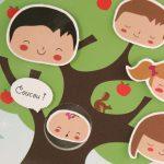 Faire part Naissance 89368 Colore La vie de famille Faire Part Selection 3