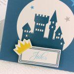 Faire part Naissance 89379 Bleu Petit prince Faire Part Selection 3