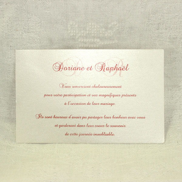 Invitation Mariage 58821 Ivoire Irise Mariage Royal Faire