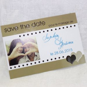 Save The Date Mariage 59372 Sweet November Faire Part Selection